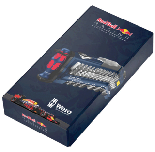 Coffret Tool-Check Automotive Red Bull Racing